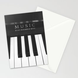 Love In Search Of Words Stationery Cards