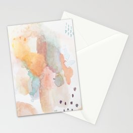 shifting dimensions Stationery Cards
