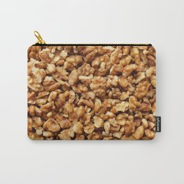Crunchy chopped walnuts Carry-All Pouch