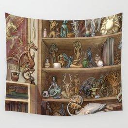 Chimaera Shelf Wall Tapestry