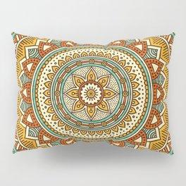 Hippie Mandala 10 Pillow Sham