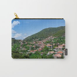 Stemnitsa is a mountain village in Arcadia, Peloponnese, Greece. Carry-All Pouch