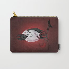 Bats in Love Carry-All Pouch