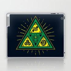 The Tribal Triforce Laptop & iPad Skin