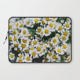 Camomile Wild Flowers Laptop Sleeve