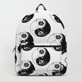 The Tao of English Bulldog Backpack