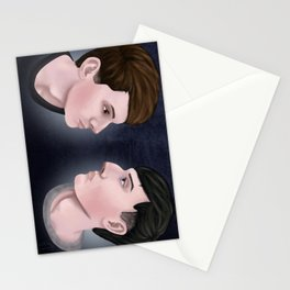 Dan and Phil Stationery Cards