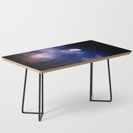 Mark's Moon #152 Coffee Table