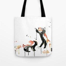 Red Pandas. Tote Bag