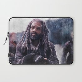 King Ezekiel Of The Kingdom - The Walking Dead Laptop Sleeve