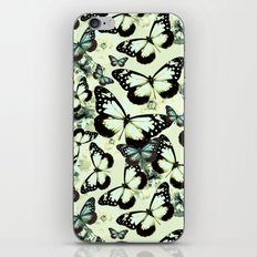 Butterfly Dream iPhone & iPod Skin