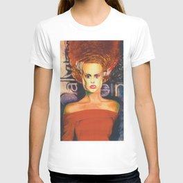 """The Bride Wears Calvin Klein"" T-shirt"