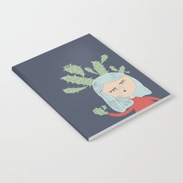 Invisible oppression Notebook