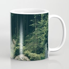Forest Field - Landscape Photography Coffee Mug