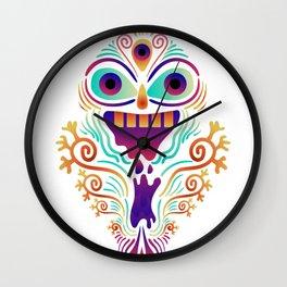psychedelics Wall Clock