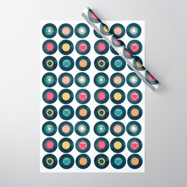 Vinyl Collection Wrapping Paper