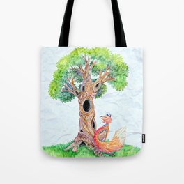 The Spirit Tree V2 Tote Bag