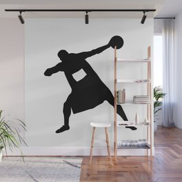 #TheJumpmanSeries, Usain Bolt Wall Mural
