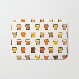 All the Beer in the World Bath Mat