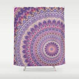 Mandala 489 Shower Curtain