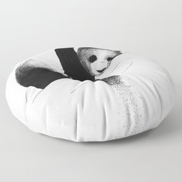 Panda Bear Floor Pillow