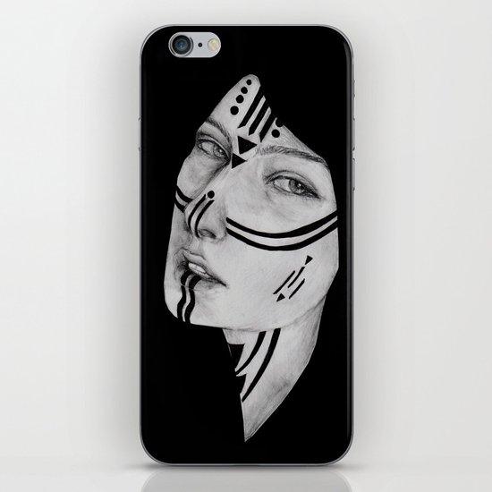 Sisters IV iPhone & iPod Skin