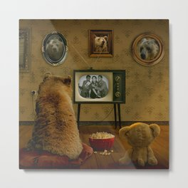 Goldilocks' Revenge Part One Metal Print