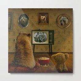 Goldilocks' Revenge Part One Metal Print