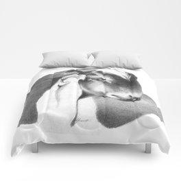 Anglo Nubian Buck Kid 2 Comforters