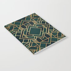 Art Deco 2 Notebook