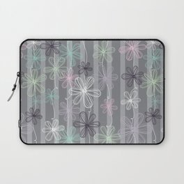 Flower Play Laptop Sleeve