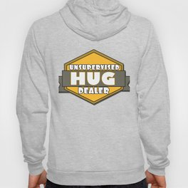 This is the best and funniest tee shirt that's perfect for you HUG DEALER Hoody