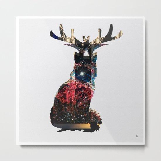 FabCreature · CaDee 4 Metal Print