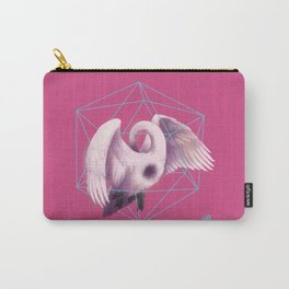 Klein Swan Carry-All Pouch