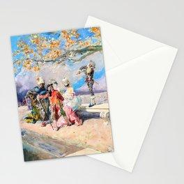 Masquerade - Digital Remastered Edition Stationery Cards