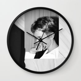 Don't Cry For Me Wall Clock