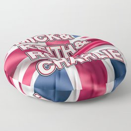 Rock and roll legends | for rock and roll fans | British Rock Floor Pillow
