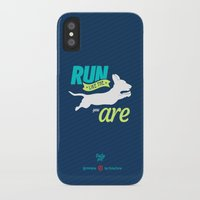 dota iPhone & iPod Cases featuring Run Like Dogs by DotaZone Store