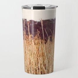 Meadow Reeds Travel Mug
