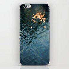 Citrine iPhone & iPod Skin