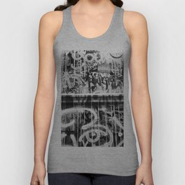 The Writing on the Wall Unisex Tank Top