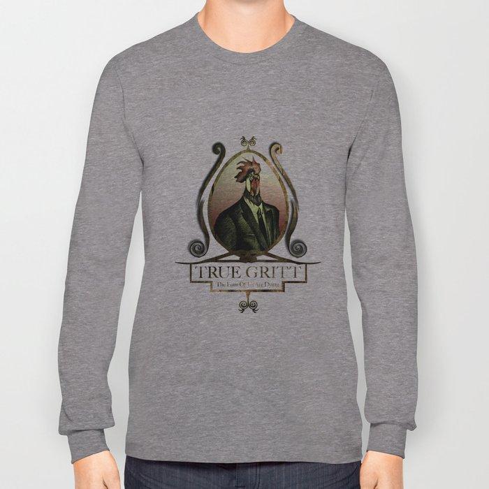 True Gritt Long Sleeve T-shirt