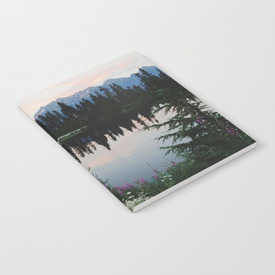 Highwood Lake Notebook
