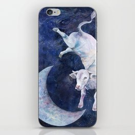 The Cow Jumped Over The Moon - II iPhone Skin