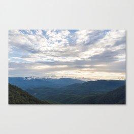 North Georgia Mountains 9 Canvas Print