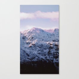 Beauty of the Trossachs Canvas Print