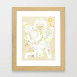 Keeper of the Keys Framed Art Print