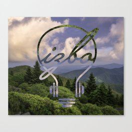 Izbo Tapestry Canvas Print