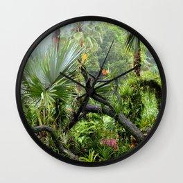 Singapore Botanical Garden 2 Wall Clock