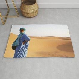Blue Berber Morocco Rug